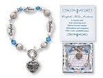 Nurse Appreciation Gift Bracelet #EXPBR-NUR