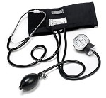 Prestige Medical Traditional Home Blood Pressure Set - Large Adult Size #81-OB