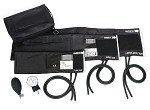 Prestige Medical 3-in-1 Aneroid Sphygmomanometer Set with Carry Case #882-COM
