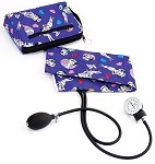 Prestige Medical Premium Aneroid Sphygmomanometer with Color Coordinated Carrying Case, Betty Boop #882-BCH