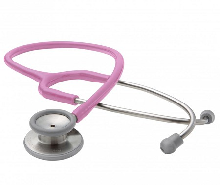 ADC Adscope® 603 Clinician Stethoscope, Metallic Orchid Haze Tubing