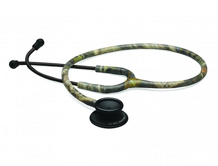 ADC Adscope® 603 Clinician Stethoscope Woodland Tactical
