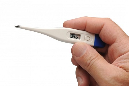 Adtemp™ 413, 30-40 Second Digital Thermometer