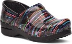 Dansko Professional Women's Clog Streamers Patent Leather #606580202