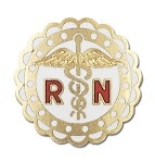 Registered Nurse Pin #1001