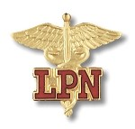 Licensed Practical Nurse Pin #1023