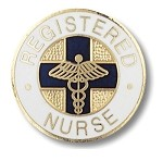 Registered Nurse Pin #1031