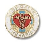 Respiratory Therapist Pin #1048