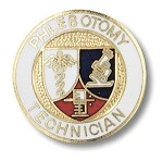 Phlebotomy Technician Pin #1058