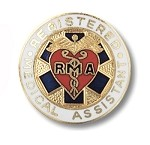 Registered Medical Assistant Pin #1066