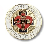Cardio-Pulmonary Resuscitation Pin #1080