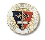 Emergency Medical Technician Pin #1086