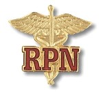 Registered Practical Nurse Pin #2023