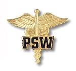 Patient Service Worker Pin #2024