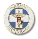 Pharmacy Technician Pin #2035