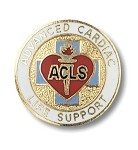 Advance Cardiac Life Support Pin #2080