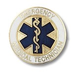 Emergency Medical Technician Pin #2087
