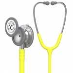 3M™ Littmann® Classic III™ Monitoring Stethoscope, Lemon-Lime Tubing