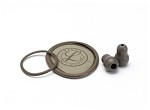 3M™ Littmann® Stethoscope Spare Parts Kit, Lightweight II SE, Light Brown, #40021