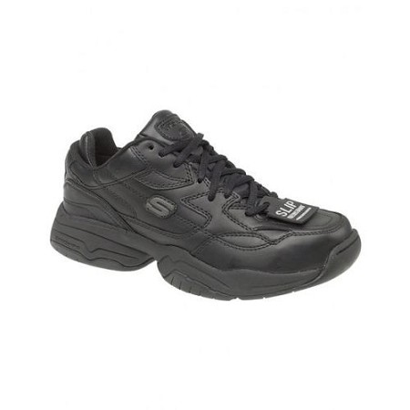 skechers slip resistant nursing shoes